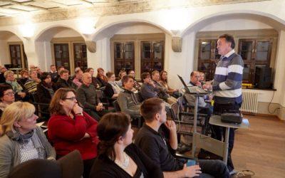10. Netzwerktreffen zur Künstlersozialkasse in Zschopau