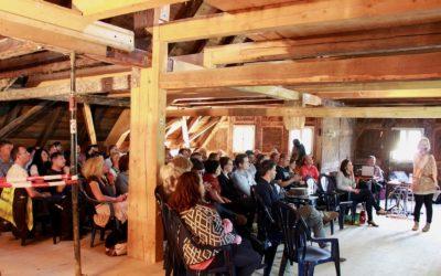 5. Treffen der Netzwerkinitiative im Hammerherrenhaus Aue