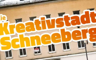 Die Entstehung der Kreativstadt Schneeberg